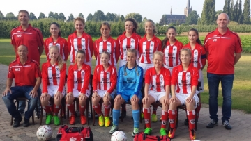 Sponsoring voetbalteam MO15-1